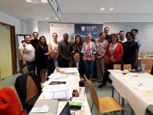 MBA students converge on Amsterdam campus