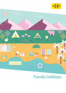 New catalogue - Catalonia Family Holidays