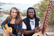 Prisbelönad kora-musik med Sousou och Maher