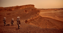 MARS - ny tv-serie fra Ron Howard og Brian Grazer