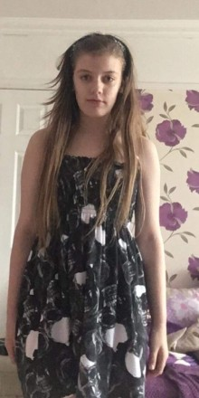 Lucy McHugh murder: New image of Lucy released.