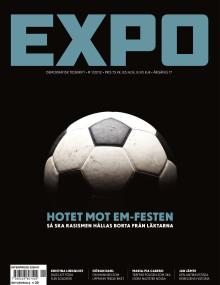 Nytt nummer av Expo ute idag