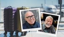 Packa väskan och följ med på en hemlig resa med Ingvar Oldsberg och Björn Hellberg