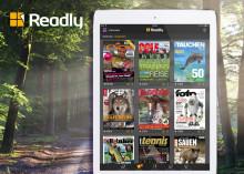 Unbegrenztes Lesevergnügen für alle: Jahr Top Special Verlag ist neuester Partner von Readly