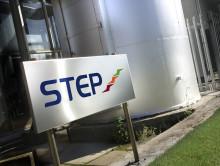 STEP:s nya ångpanna klar på rekordtid