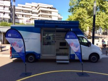 Beratungsmobil der Unabhängigen Patientenberatung kommt am 19. Oktober nach Waiblingen.