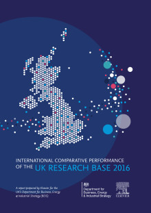 Elsevier-Studie: International Comparative Performance of the UK Research Base 2016
