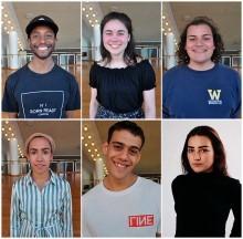 Dette er dei nye studentane ved Det Multinorske