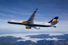 Icelandair avslutter 2013 med passasjerrekord.