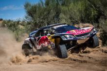 Peugeot triumferer i Dakar Rally 2018