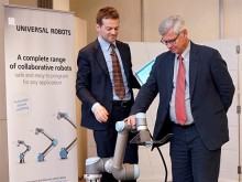 Universal Robots, the Danish pioneer of collaborative robots, launches in India