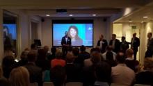 Välbesökt Världspremiär av Microsoft Dynamics CRM 2013