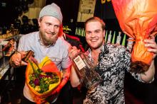 Vinnare Cocktailkamp 2017 - Tap Room !