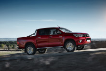 Nye Toyota Hilux