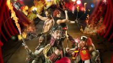 Hett, farligt och spännande när Burnt Out Punks står värd för julen
