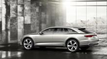 Audi præsenterer konceptbil og 2 nye e-tron modeller på Auto Shanghai 2015