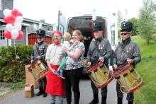 Kongsvinger-kvinne vant gratis iskrem resten av livet