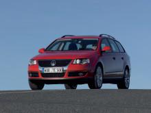 Volkswagen Passat EcoFuel - miljöbästa bil 2009!
