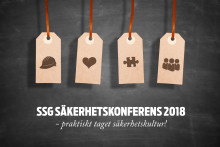 SSG Säkerhetskonferens 2018