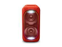 La fête portable puissance 10 avec les enceintes EXTRA BASS™ de Sony