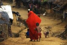 Statslösa offer för upplopp i Bangladesh