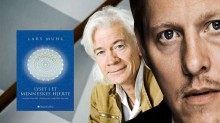 "Samtale mellem skuespiller Thure Lindhardt og forfatter Lars Muhl om den nye bog ""Lyset i et menneskes hjerte"""