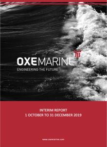OXE MARINE AB INTERIM REPORT Q4 2019