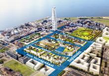 Diligentia säljer ett kvarter bostadsbyggrätter i Masthusen till Hökerum Bygg