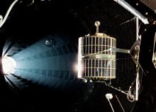 Sveriges första satellitinstrument jubilerar – utvecklades i Kiruna