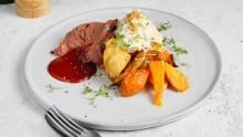 Starkt stöd för svenskt kött i offentliga måltider