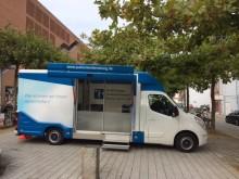 Beratungsmobil der Unabhängigen Patientenberatung kommt am 15. Februar nach Wilhelmshaven.