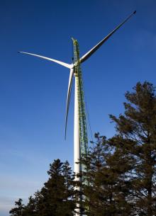 Siemens väljer ISS som serviceleverantör vid vindkraftbygge