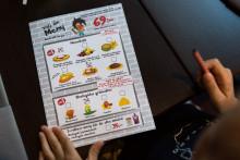 Scandic lanserar ny ekologisk barnmeny: Menyn där barnen själva fått bestämma