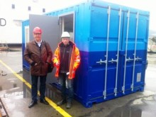 Zenergy levererar till norska Westcon Yard