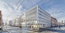 Skanska investerar EUR 46M, cirka 440 miljoner kronor, i ett nytt kontorsprojekt i Wroclaw, Polen