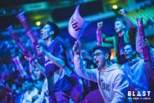 New ticket batch sold out in hours - 7,500 on waitinglist for BLAST Pro Series Sao Paulo