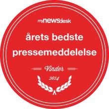 Ford vinder 'Årets bedste pressemeddelelse 2014'