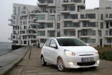 Overvældende modtagelse hos danske bilkøbere. Space Star solgt i mere end 2.000 eksemplarer