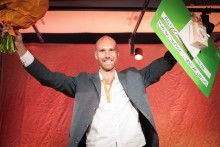 Ny metod för vattenrening prisades Venture Cup Syds regionfinal