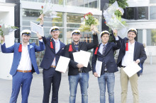 Årets Fåhréstipendiater delade på 315 000 kronor