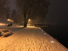 Marschaller lyser upp julkonsert i Lindesberg – och hjälper Rotary hjälpa