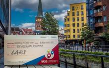 Nabolotteriet fik smilet frem i Aarhus
