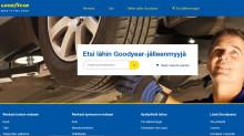 Goodyear lanseeraa seuraavan sukupolven verkkoalustan luodakseen laadukkaita myyntimahdollisuuksia rengasmyyjille