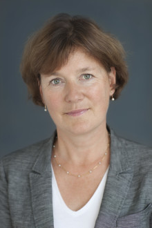 Anna Ernestam ny CFO på Röda Korset