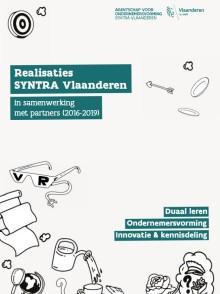 SYNTRA Vlaanderen zet duaal leren op de kaart en geeft voorrang aan ondernemersvorming in de 21ste eeuw