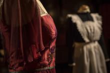 """Utställningstiden förlängs för """"Dräkter från Downton"""""""