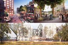 Wästbygg utvecklar centrala Lund tillsammans med danska fastighetsbolaget NorCap