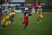 Sverige spelar om brons i Student-VM i amerikansk fotboll i Uppsala