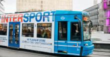 Intersports flagshipstore, Sveriges modernaste sportbutik, öppnar