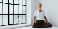 Filosofin bakom stretching ger hjälp med existentiella frågor